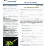Download Arizona Parrot Project Summary